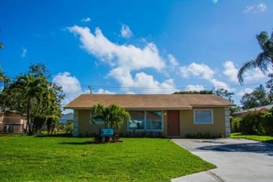 1530 NE 1st Street, Boynton Beach, FL 33435 - MLS#: RX-10409141