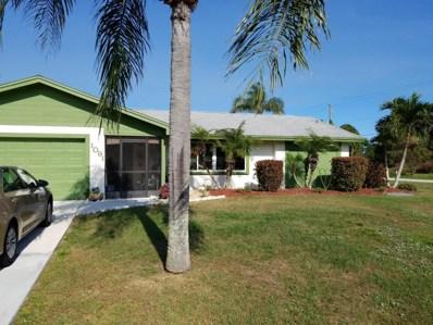1091 SE Preston Lane, Port Saint Lucie, FL 34983 - MLS#: RX-10409190