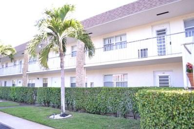 9855 Sandalfoot Boulevard UNIT 308, Boca Raton, FL 33428 - MLS#: RX-10409193