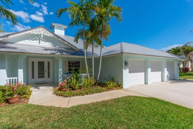 381 NE Julia Court, Jensen Beach, FL 34957 - MLS#: RX-10409316