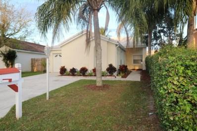 104 Woodlake Circle, Greenacres, FL 33463 - MLS#: RX-10409347