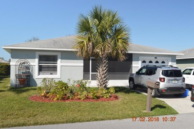 6643 E Nuevo Lagos Street E, Fort Pierce, FL 34951 - MLS#: RX-10409395