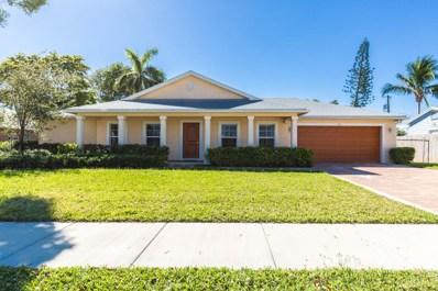 106 Wilson Avenue, Delray Beach, FL 33483 - MLS#: RX-10409405