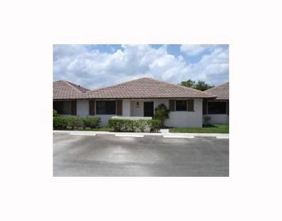 303 Club Drive, Palm Beach Gardens, FL 33418 - MLS#: RX-10409467