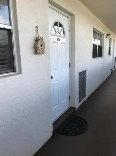 9855 Sandalfoot Boulevard UNIT 307, Boca Raton, FL 33428 - MLS#: RX-10409525