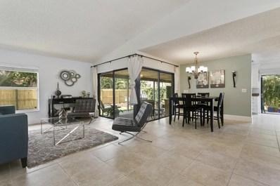 17711 Foxwood Way, Boca Raton, FL 33487 - MLS#: RX-10409606