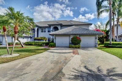 11546 Briarwood Circle UNIT 2, Boynton Beach, FL 33437 - MLS#: RX-10409654