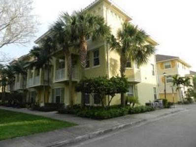 1275 Via Panzani, Boynton Beach, FL 33426 - MLS#: RX-10409789