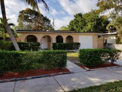 308 Bayberry Drive, Lake Park, FL 33403 - MLS#: RX-10409799