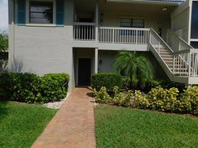 37 Eastgate Drive UNIT A, Boynton Beach, FL 33436 - MLS#: RX-10409807