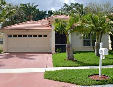 1701 S Club Drive, Wellington, FL 33414 - MLS#: RX-10409820
