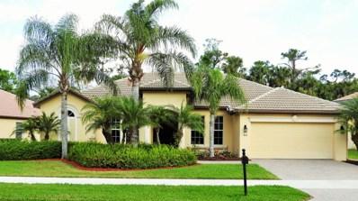 826 SW Grand Reserve Boulevard, Port Saint Lucie, FL 34986 - MLS#: RX-10409914