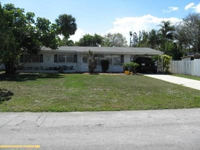1107 Pine Avenue, Fort Pierce, FL 34982 - MLS#: RX-10409934