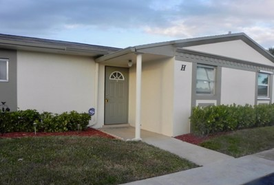 2803 W Crosley Drive UNIT H, West Palm Beach, FL 33415 - MLS#: RX-10409946