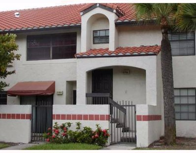 2706 Congressional Way UNIT -----, Deerfield Beach, FL 33442 - MLS#: RX-10409992