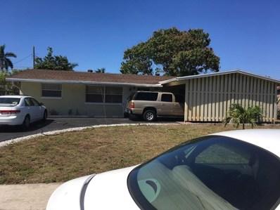 1291 Berkshire Drive, West Palm Beach, FL 33406 - MLS#: RX-10409997