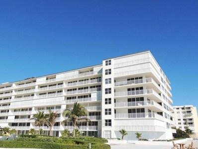 3546 S Ocean Boulevard UNIT 723, South Palm Beach, FL 33480 - MLS#: RX-10410028