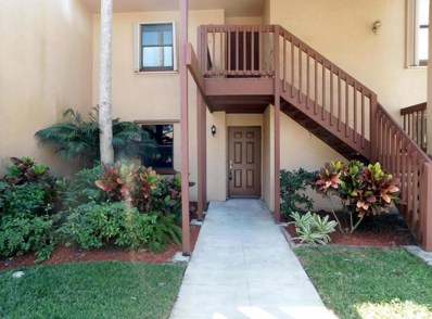107 E Lakeview Drive UNIT 100, Royal Palm Beach, FL 33411 - MLS#: RX-10410037