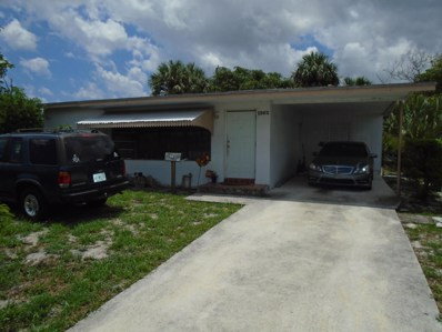 1362 11th Street, West Palm Beach, FL 33401 - MLS#: RX-10410069