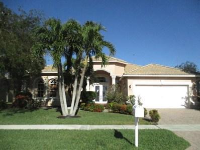 9795 Via Verga Street, Lake Worth, FL 33467 - MLS#: RX-10410178