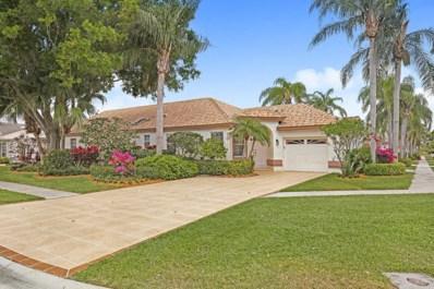 6126 Bay Isles Drive, Boynton Beach, FL 33437 - MLS#: RX-10410188
