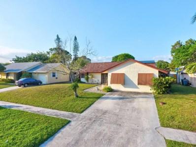 5119 El Claro S, West Palm Beach, FL 33415 - MLS#: RX-10410191