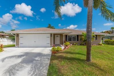 1479 SE Pitcher Road, Port Saint Lucie, FL 34952 - MLS#: RX-10410234
