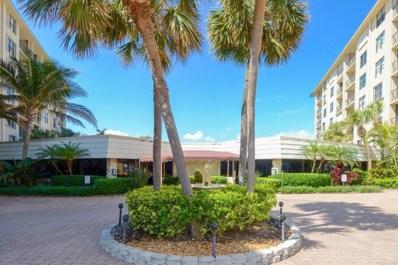 3545 S Ocean Boulevard UNIT 308, South Palm Beach, FL 33480 - MLS#: RX-10410393