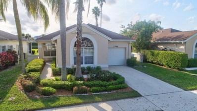 7784 Mansfield Hollow Road, Delray Beach, FL 33446 - MLS#: RX-10410471