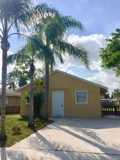 521 Perry Avenue, Greenacres, FL 33463 - MLS#: RX-10410532