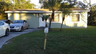 3048 Reo Lane, Palm Springs, FL 33461 - MLS#: RX-10410564