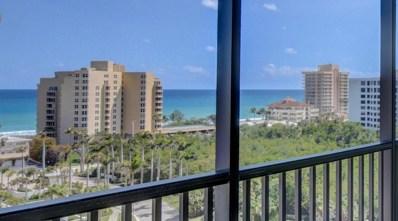 3420 S Ocean Boulevard UNIT 11s, Highland Beach, FL 33487 - MLS#: RX-10410588