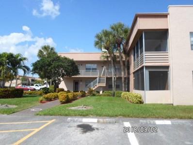 122 Flanders C, Delray Beach, FL 33484 - MLS#: RX-10410594