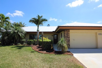 1454 SW Seagull Way, Palm City, FL 34990 - MLS#: RX-10410669