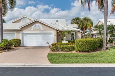 6155 Greenspointe Drive UNIT 17, Boynton Beach, FL 33437 - MLS#: RX-10410686