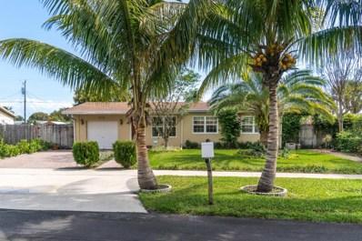 320 Poe Drive, Palm Springs, FL 33461 - MLS#: RX-10410688