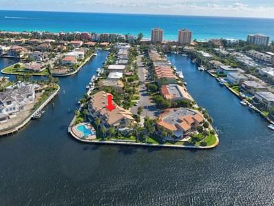 1003 Bel Air Drive, Highland Beach, FL 33487 - MLS#: RX-10410707