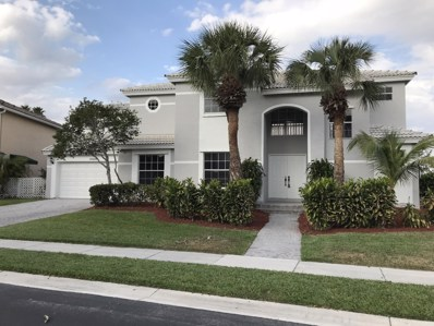 10562 Wheelhouse Circle, Boca Raton, FL 33428 - MLS#: RX-10410708