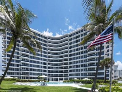 700 S Ocean Boulevard UNIT 404, Boca Raton, FL 33432 - MLS#: RX-10410900