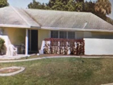 2562 Canterbury Drive S, Riviera Beach, FL 33407 - MLS#: RX-10410941