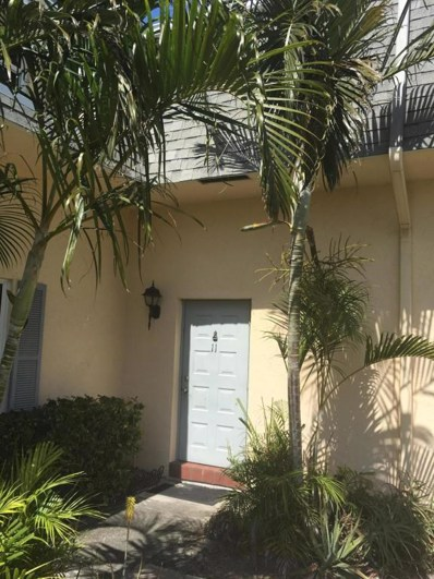 1745 NW 4th Avenue UNIT 11, Boca Raton, FL 33432 - MLS#: RX-10410954