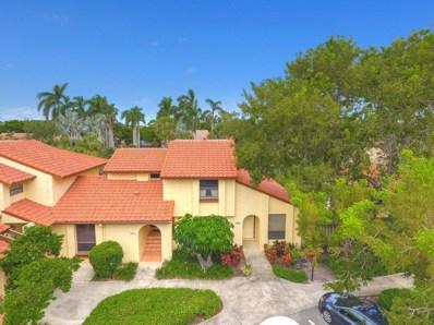 5761 Fox Hollow Drive UNIT A, Boca Raton, FL 33486 - MLS#: RX-10410955