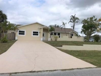601 SW Sail Terrace, Port Saint Lucie, FL 34953 - MLS#: RX-10411032