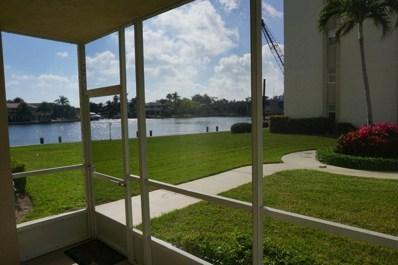 650 Snug Harbor Drive UNIT G104, Boynton Beach, FL 33435 - MLS#: RX-10411142