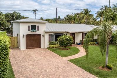 23 NW 17th Street, Delray Beach, FL 33444 - MLS#: RX-10411363