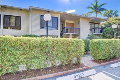 7710 Lakeside Boulevard UNIT G105, Boca Raton, FL 33434 - MLS#: RX-10411431