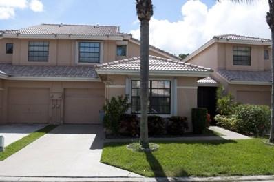 9982 Watermill Circle UNIT D, Boynton Beach, FL 33437 - MLS#: RX-10411456