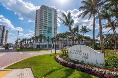 1 N Ocean Boulevard UNIT 1014, Pompano Beach, FL 33062 - MLS#: RX-10411474