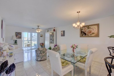 2600 NE 1st Lane UNIT 403, Boynton Beach, FL 33435 - MLS#: RX-10411496