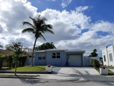 416 Monroe Drive, West Palm Beach, FL 33405 - MLS#: RX-10411567